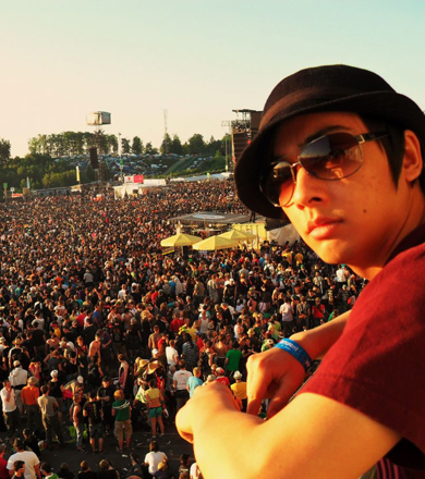 Rock am Ring, Nürburg 2010